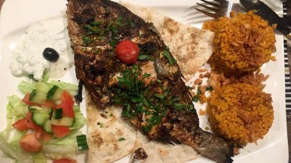 Suggestie van de chef - Al Basha, Assen