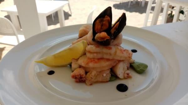 Lo Chef Consiglia - Fatti di mare, Punta Pedrosa, Golfo Aranci
