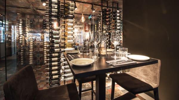 Restaurant - Diga, Haarlem