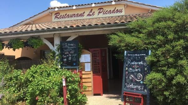 plat - Le Picadou, Laroque-Timbaut