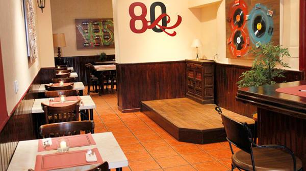 Sala - 80 Restaurant, Madrid