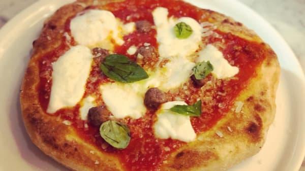 Specialità dello chef - Pizzeria Tribunali, Nola