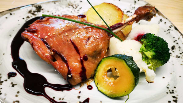 Sugerencia del chef - Cal Duran, Esparreguera