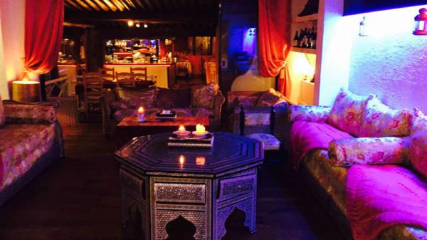 Vue bar - Wiame - Tradition du Maroc, Antibes