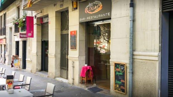 Entrada - Tapas Locas, Barcelona