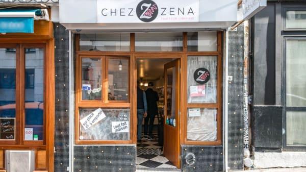 Entrée - Chez Zena, Paris
