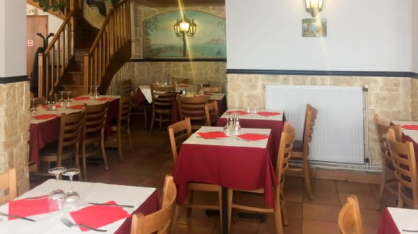 Vue de la salle - Bella Vita, Champigny-sur-Marne