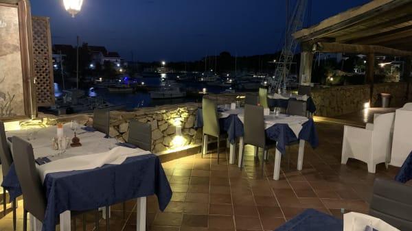 Terrazza con vista  - Poseidone Restaurant, Marinella