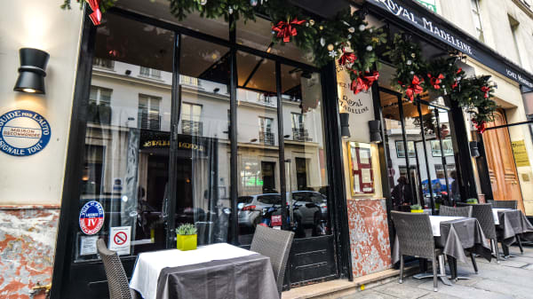 Royal Madeleine - Chez Monsieur (Royal Madeleine), Paris