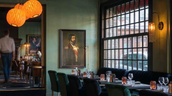 Le restaurant - Tourbillon, Honfleur