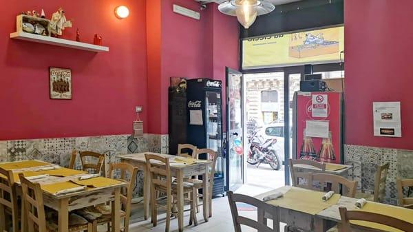 Vista della sala - Ciccio's Food, Naples
