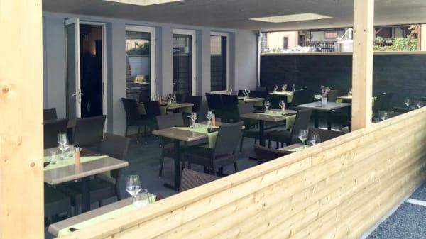 Terrasse - Resto des Vignes, Eguisheim
