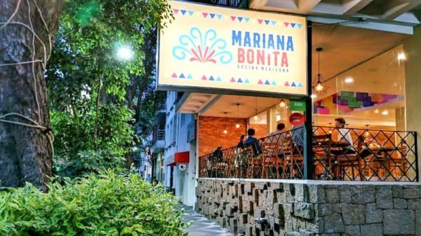 Terraza - Mariana Bonita Cocina Mexicana, Ciudad de México