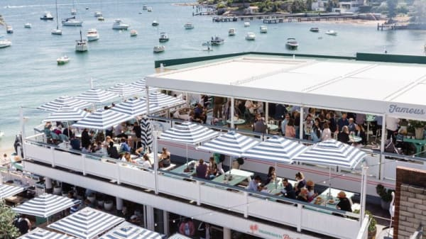Terrace - Beach Club at Watsons Bay Boutique Hotel, Watsons Bay (NSW)