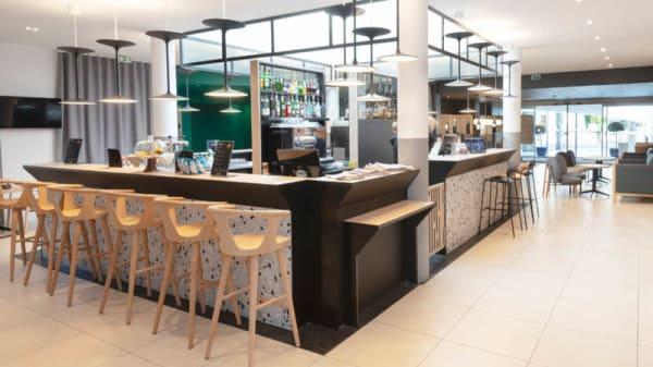 Vue de la salle - Le Gourmet Bar by Novotel, Blois