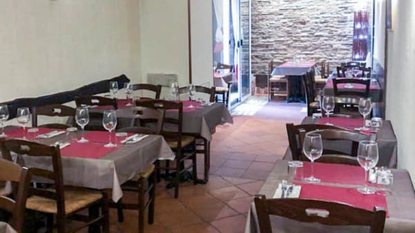 Vista sala - Zaffo Ristorante Enoteca Bistrot, Frascati