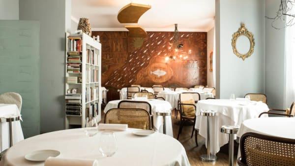 Salone ristorante - Acqua Pazza, Bologna