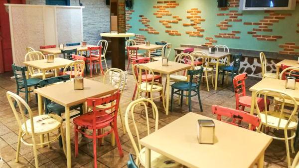 Sala del restaurante - Bulerías Gastrobar