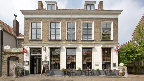 Diggels oud beijerland in het oude postkantoor - Diggels Oud Beijerland, Oud-Beijerland
