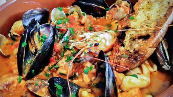 Sugestão do chef - Il Covo, Lisboa