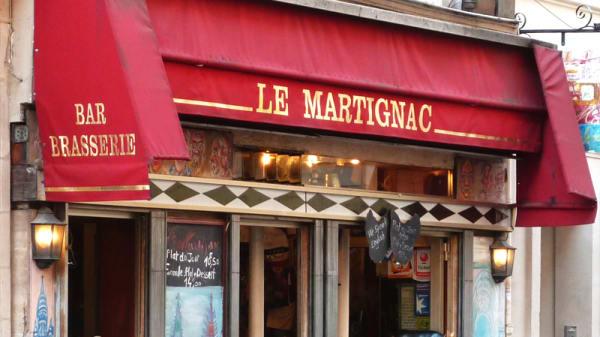Le Martignac, Paris