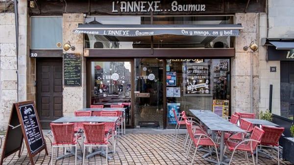 salle - L'Annexe-Saumur, Saumur