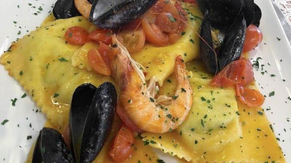 Suggerimento dello chef - Max al Portico, Nettuno