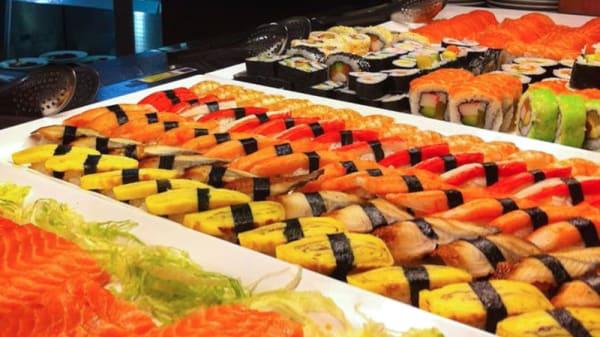 Sushi - Wok restaurant de Molen, Malden