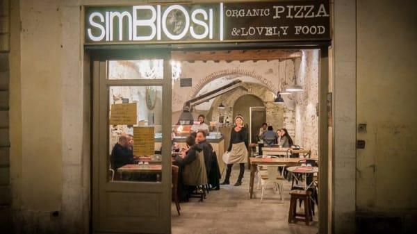 Sala - Simbiosi Organic Pizza, Florence
