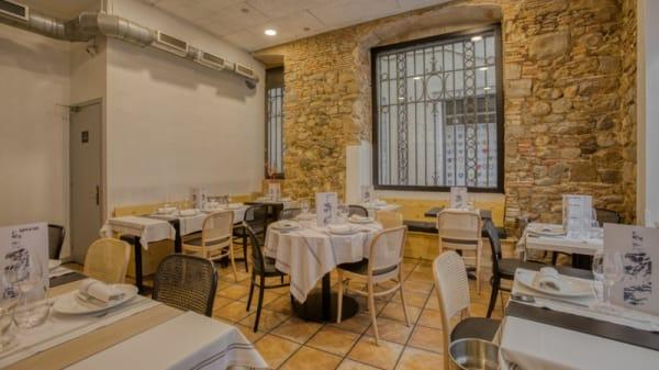 Vista de sala - Arròs i Peix - Girona, Girona
