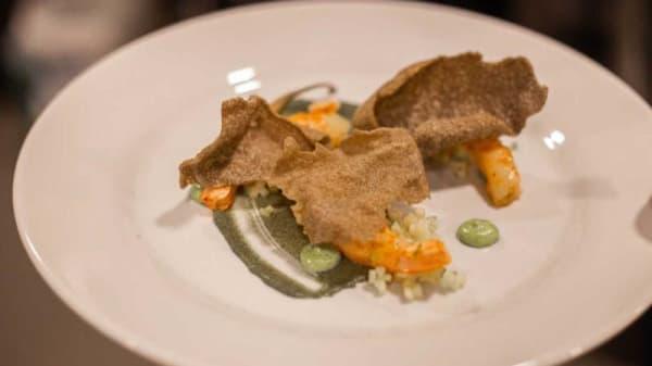 sugerencia del chef - COHIBA ATMOSPHERE, Buenos Aires