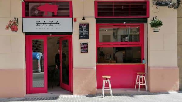 Zaza - Cuina i Vi, Barcelona