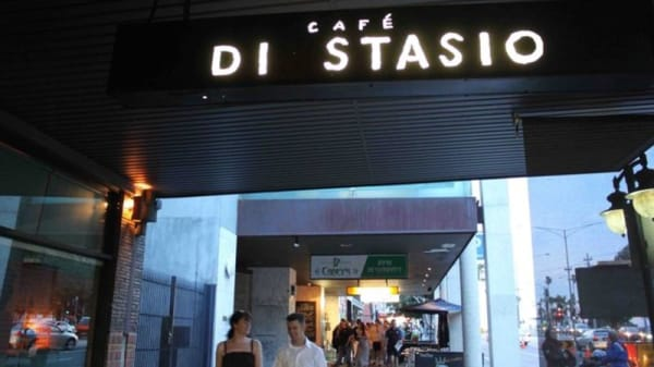 Cafe di Stasio, St Kilda (VIC)