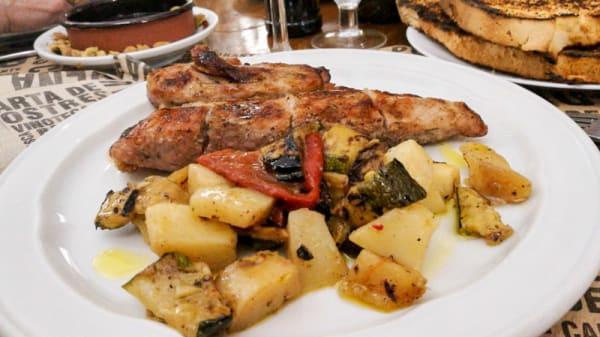 Sugerencia del chef - Casa Pintiño, Terrassa