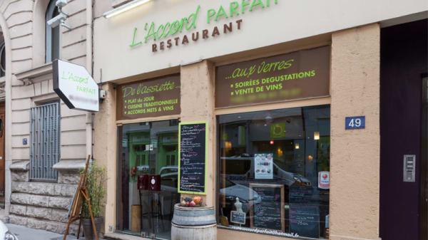 accord parfait - L'Accord Parfait, Lyon