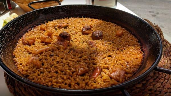Sugerencia de plato - La Amsteleria - Cerveceria Restaurante