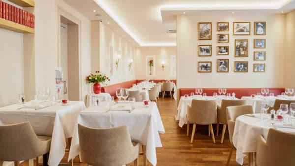 Salle du restaurant - Brasserie Jullien, Lyon