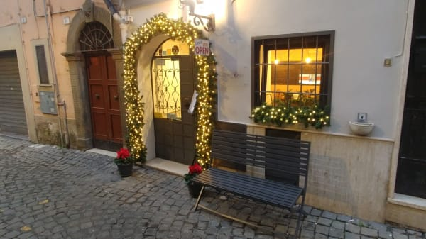 Al Posticino, Frascati