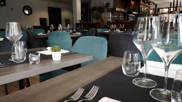 Salle - 4B Restaurant, Bussigny