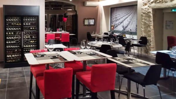 Salle du restaurant - Le Mas De Julie, Montferrier-sur-Lez