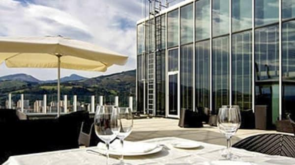 Vista de la terraza - Gaztañaga Bec, Barakaldo