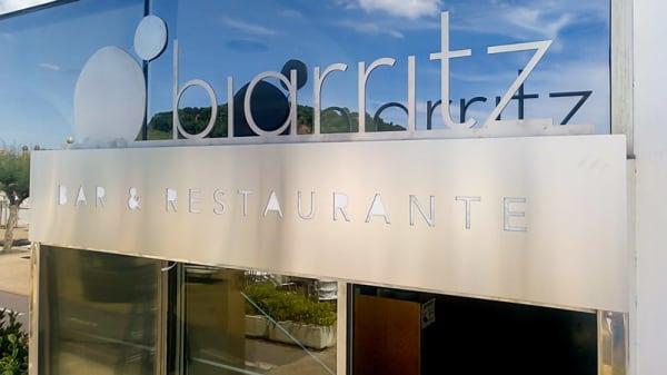 Entrada - Biarritz - Hotel Niza, Donostia/San Sebastián