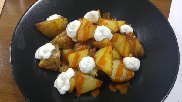 Sugerencia del chef - Ca Mireia, Godella