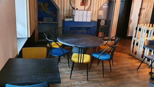 Vue de la salle - La Table Des Bro's, Voiron