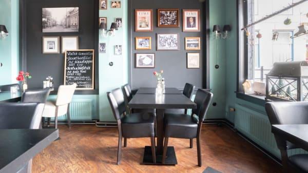 Restaurant - Brasserie-Restaurant Huys van Roosevelt, Oud-Vossemeer