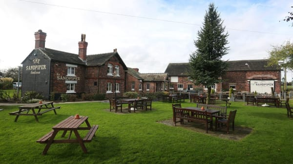 The Sandpiper, Ormskirk