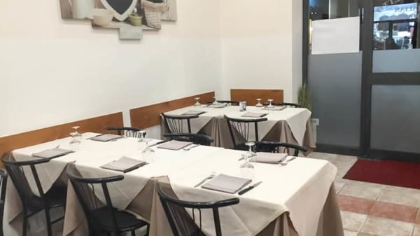 Vista sala - Il Caminetto, Milan