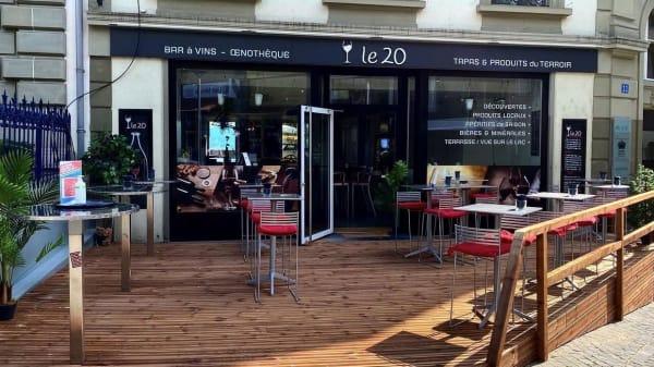 Bar Le 20, Lausanne