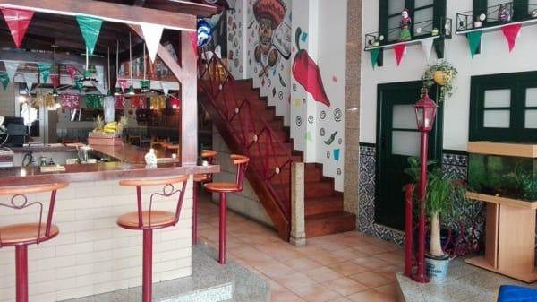 sala - Habanero-Restaurante & Bar Mexicano, Braga