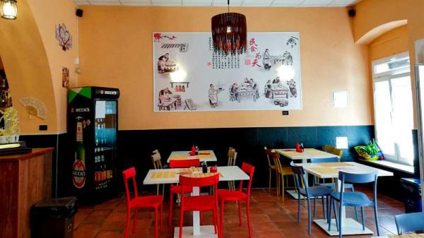 Vista sala - Bar da Lina, Trieste